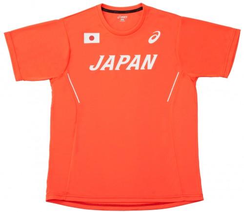 150629陸上日本代表サポーターズTシャツ