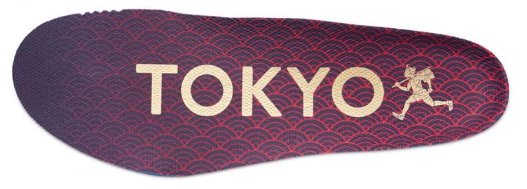 東京マラソン2019 GEL-KAYANO 25 ゲルカヤノ25 TARTHER JAPAN ターサージャパン 青海波 せいがいは