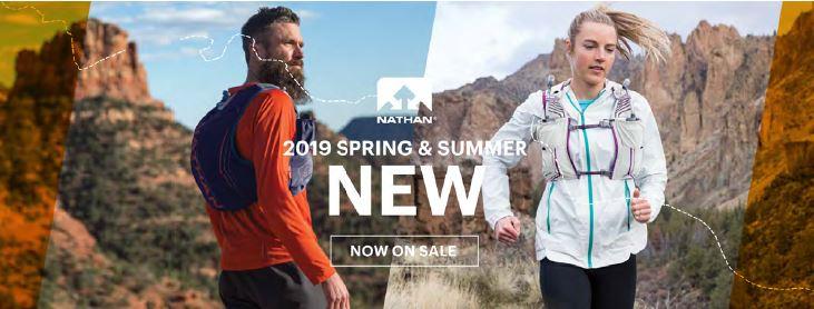 NATHAN(ネイサン)より、NEWレースベスト6モデル発売! オリジナルコットンバッグがもらえるキャンペーンも開催中。