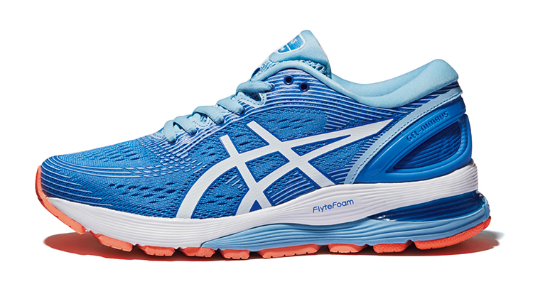 asics アシックス GEL-NIMBUS 21 GEL-DS TRAINER 24