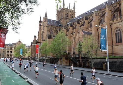 Sydney Running Festival 2011 Marathon