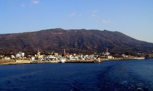 伊豆大島写真①
