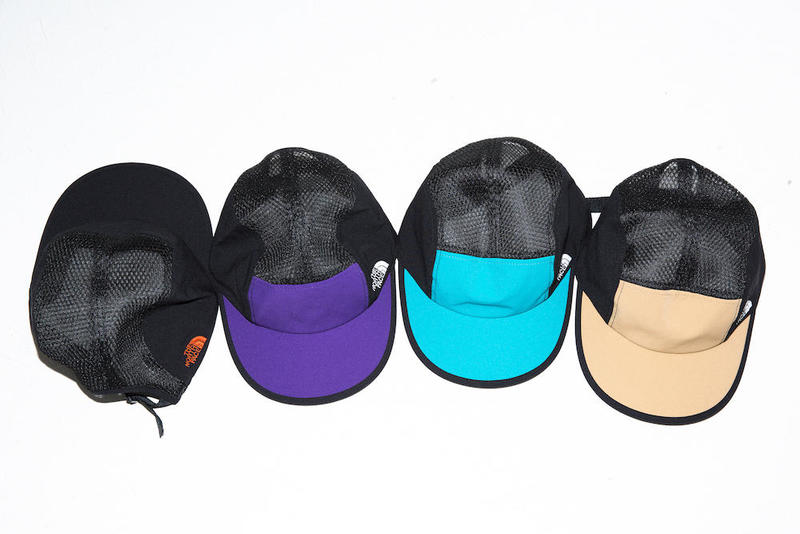 THE NORTH FACE×BEAMS OUTDOOR UTILITY 5 Panel Cap