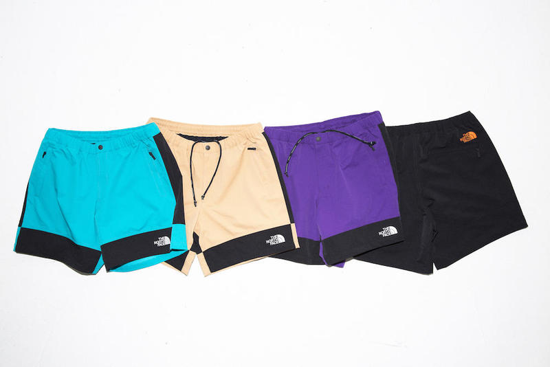 THE NORTH FACE×BEAMS OUTDOOR UTILITY SHORT