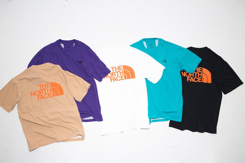 THE NORTH FACE×BEAMS OUTDOOR UTILITY TEE