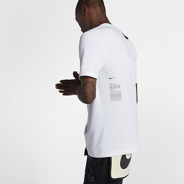 ナイキ×MMW グラフィック メンズTシャツ