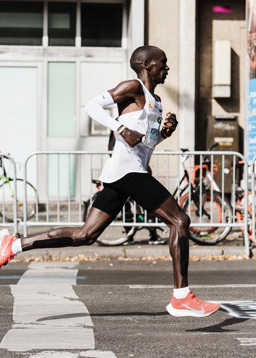 マラソン世界記録 キプチョゲ ナイキのシューズ