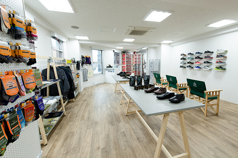 九州・福岡に初上陸! STRIDE LAB(ストライドラボ)2号店が3月30日(土)オープン。